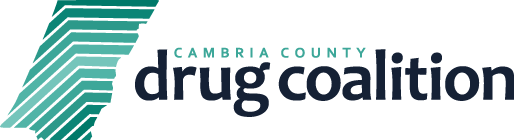 Cambria County Drug Coalition Sticky Logo Retina